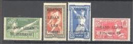 Grand Liban: Maury N° 18/21*; Jeux Olympiques 1924 De Paris - Grand Liban (1924-1945)