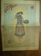1916  LA MODE ;Cuisine  De Guerre  ; Confidence Pour Des Lettres Anonymes Calomnieuses Reçues Par Mon Mari Au Front - Patrons