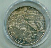 FRANCIA 2011 , 10€ PLATA  CORSE - France