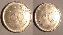 GETTONE TOKEN JETON FICHA T.V.S.C. 40 - Entriegelungschips Und Medaillen