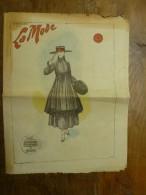 1916  LA MODE ;Cuisine  De Guerre  ; Le Kaléidoscope De La Guerre,que Sera La Vie Après Cette Formidable Convulsion;etc - Patrons
