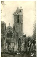 N°52245 -cpsm Dol De Bretagne -la Cathédrale- - Dol De Bretagne