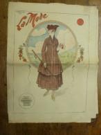 1916  LA MODE ;Cuisine  De Guerre  ; Confidences De Femmes;Les Colonies Pour Le Garçon Casse-cou Peuvent Tenter; Etc - Patrons