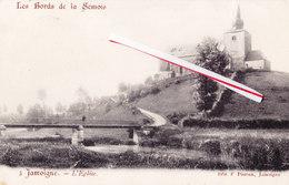 JAMOIGNE - L'Eglise - Les Bords De La Semois - Chiny