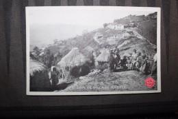 C1  - ALGERIE - COIN DE VILLAGE KABYLE - Collection Biscuits OLIBET - Algérie
