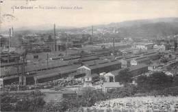 INDUSTRIE : FONDERIE D'ACIER - 71 LE CREUSOT : Vue Générale - CPA -  (usine Fabrik Fabriek Entreprise Factory Industry ) - Industrie