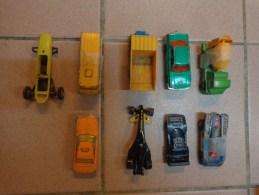 Lot De Petites  Voitures +voiture Herge Ml 2001 - Autres Collections