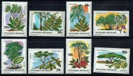 1979  Arbres Et Arbrisseaux - Série Complète ** - Rwanda