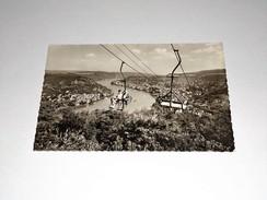 Ansichtskarte -1711-76--Boppard Am Rhein-Sessellift -Bahnpoststempel-1963- Gelaufen - Deutschland