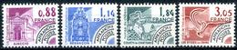 PREO  1981  N° 170 A 173 NEUFS ** - 1964-1988