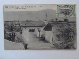 Belgian Congo Belge Belgisch 235 Uvira Zone De La Ruzizi Kivu 1913