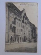 Czernowitz Bukowina 234 Deutsches Haus 1915 - Ucraina