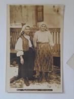 Czernowitz Bukowina Ukraine 225 Ruthenen Madel Cca 1915 - Ucraina