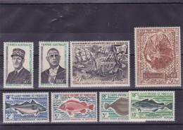 TAAF ET ST PIERRE  MNH**  YVERT 287 EUROS - Colecciones & Series