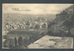 ! - Belgique - Namur - La Citadelle Et La Sambre - Namur