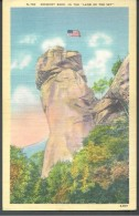 """! - USA - Tennessee - Chimney Rock - In The """"Land Of The Sky"""" - Non Classés"""