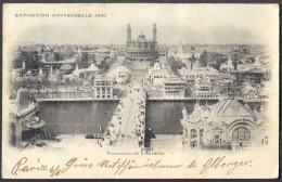 FRANCE - PARIS - EXHIBITION - PAVILLONS - 1900 - 1900 – Paris (France)