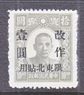 CHINA  NORTH EAST  2   * - North-Eastern 1946-48