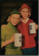 Ca. 1958  -  Sammelbild OK-Kaugummi  -  Alice Und Elles Kessler  -  Bild Nr. 60 - Ohne Zuordnung