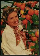 Ca. 1958  -  Sammelbild OK-Kaugummi  -  Ruth Leuwerik  -  Bild Nr. 11 - Ohne Zuordnung