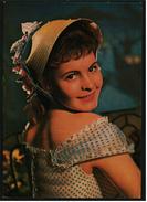 Ca. 1958  -  Sammelbild OK-Kaugummi  -  Johanna Matz  -  Bild Nr. 40 - Süsswaren