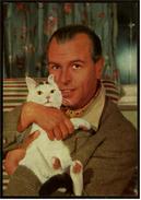 Ca. 1958  -  Sammelbild OK-Kaugummi  -  O. W. Fischer  -  Bild Nr. 6 - Ohne Zuordnung