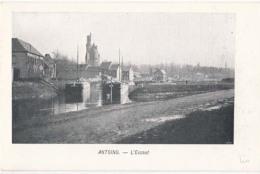 Belgique -Hainaut - Antoing - L'Escaut  - Carte Précurseur Avant 1904  : Achat Immédiat - Antoing