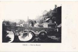Belgique  - Liege - Theux  - Pont Du Marché- Carte Précurseur Avant 1904  : Achat Immédiat - Theux