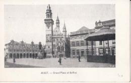 Belgique  - Flandre Orientale - Alost  - Grand'Place Et Beffroi  - Carte Précurseur Avant 1904  : Achat Immédiat - Otros