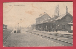 Boom - Interieur De La Gare  ( Verso Zien ) - Boom
