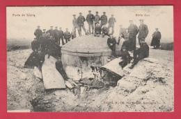 Lier - Forts - Série 600... Duitse Soldaats- Feldpost 1915  ( Verso Zien ) - Lier