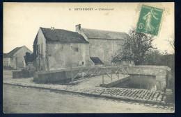 Cpa Du  95  Béthemont  L´ Abreuvoir   NCL23 - France