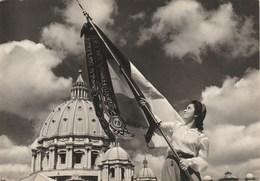 5522.   Roma - Consiglio Superiore Gioventù Femminile Azione Cattolica - 1953 - Cristianesimo
