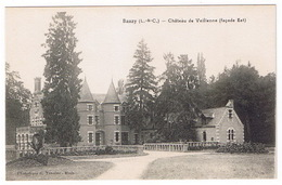 BAUZY  Château De Veillenne  Façade Est - Andere Gemeenten