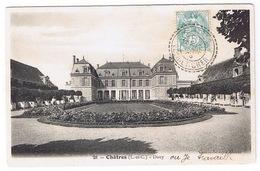 CHATRES  Château De DOUY - France