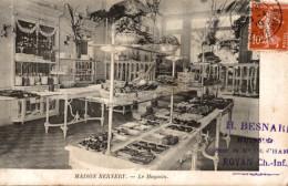 ROYAN MAISON BERNERY LE MAGASIN INTERIEUR PATISSERIE - Royan