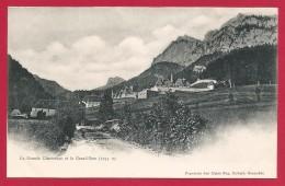 CPA Saint-Pierre De Chartreuse - La Grande Chartreuse Et Le Grand Som - France