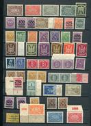 D-R  Infla Lot  Xx  #dx848 - Allemagne