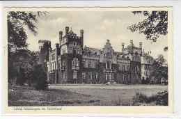 Schloss Herdringen Im Sauerland - 1959 Herdringen über Neheim-Hüsten - Arnsberg