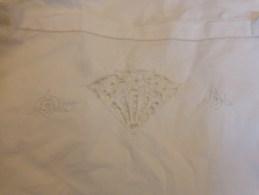 Chemise Femme Coton-broderie Raffinee Tour De Poitrine 100 Cm H 82cm - Lingerie