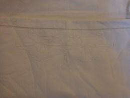 Chemise Femme Coton-broderie Raffinee  Monogramme A -tour De Poitrine  98 Cm H 80cm - Lingerie