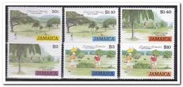 Jamaica 1993, Postfris MNH, Trees, Golf - Jamaica (1962-...)