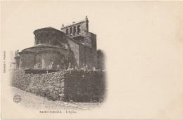 15 - SAINT-URCIZE - L;Eglise - TBE - Sonstige Gemeinden