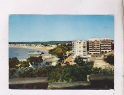 CPM DPT 17 ,ST GEORGES DE DIDONNE, VUE SUR LA PLAGE DE VALLIERES En 1972!! - Saint-Georges-de-Didonne