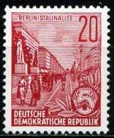 A11-43-9) DDR - Michel 580 B - ** Postfrisch (B) -  20Pf  Fünfjahresplan VI - [6] Oost-Duitsland