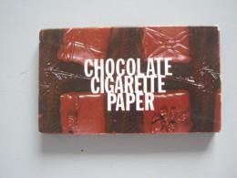 CARTINA PER SIGARETTE CHOCOLATE CIGARETTE PAPIER - Non Classificati