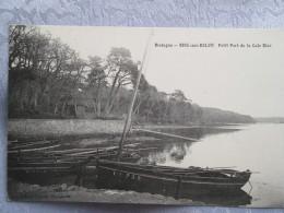 RIEC SUR BELON . PETIT PORT DE LA CALE RIEC - France
