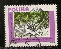 POLOGNE  N°  2751   OBLITERE - 1944-.... Republiek