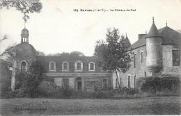 35 - SERVON - Le Château Du Gué - France