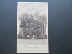 AK 1930 Hotel Und Cafe Imperator Inh. Franz Eschler. Groß-Besten Kreis Teltow - Hotels & Gaststätten